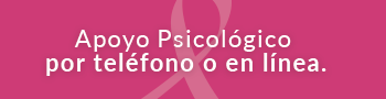 Apoyo psicológico por teléfono o en línea