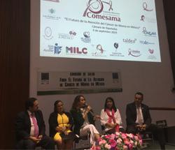 El Futuro de la Atención del Cáncer de Mama en México Foro 4 de septiembre, 2019