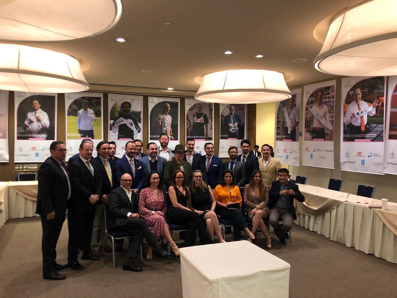 Convoca Fundación Alma a los veinticinco cirujanos plásticos con mayor experiencia en reconstrucción mamaria en el país a la Segunda Reunión Plenaria de COTREMA