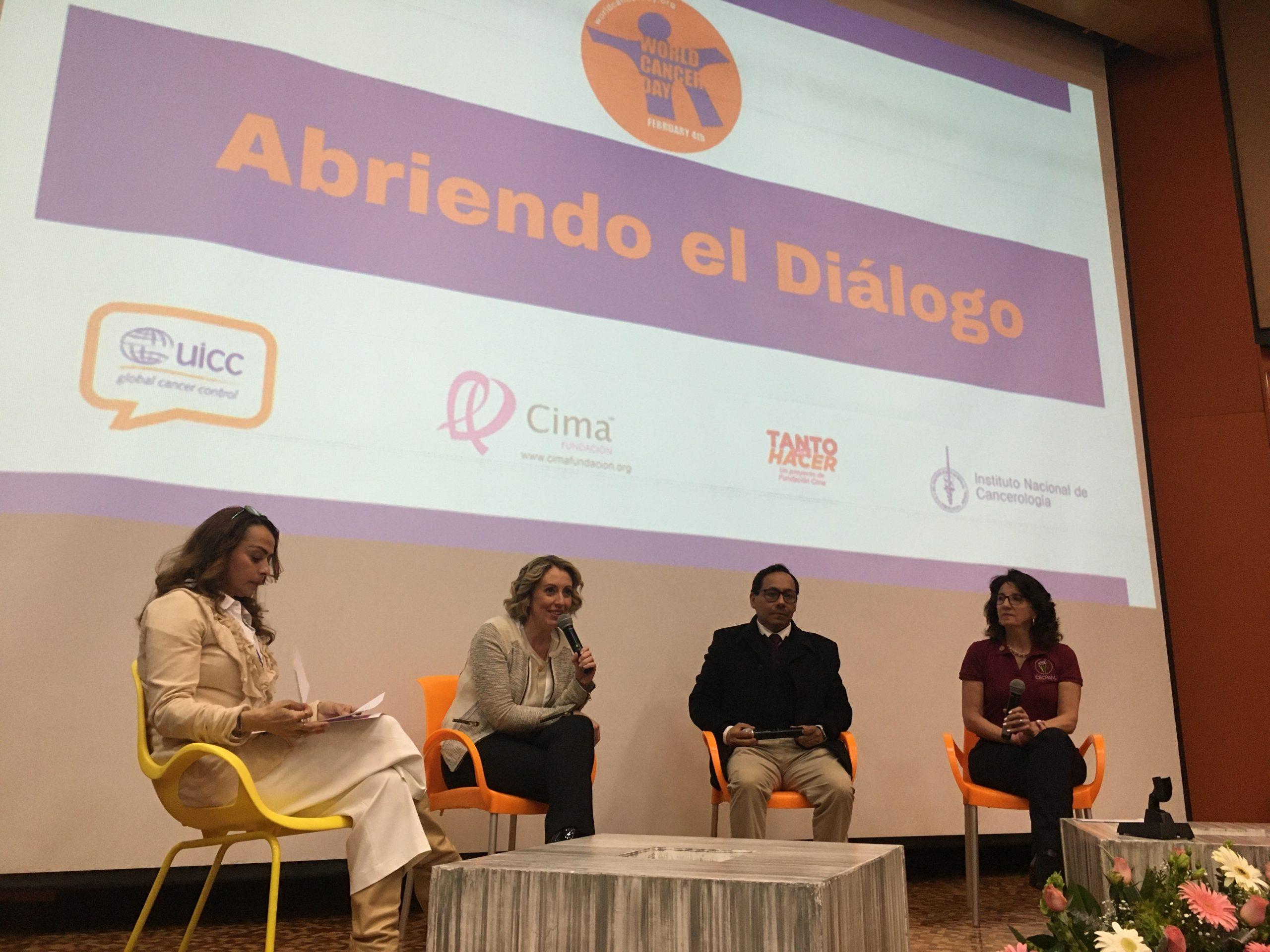 Cima se une a la Conmemoración del Día Mundial del Cáncer de la UICC