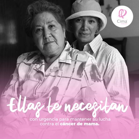 """Fundación Cima lanza campaña """"Paquete CIMA"""