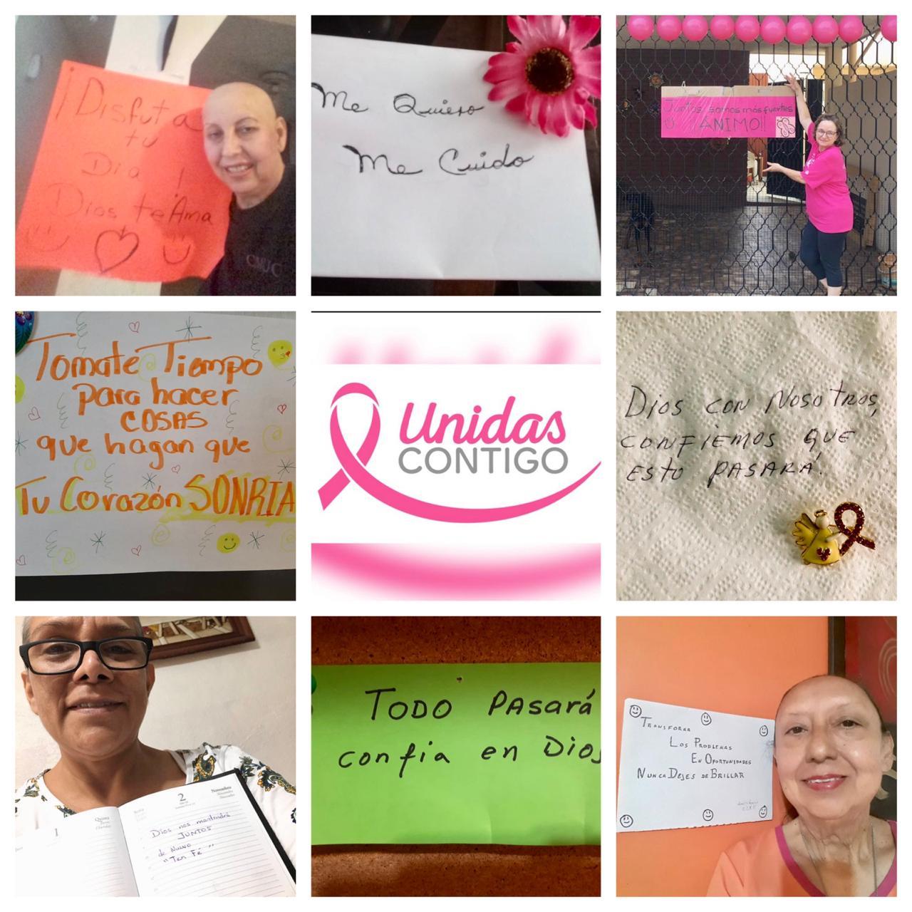 Unidas Contigo lanza videos con mensajes de apoyo emocional para pacientes