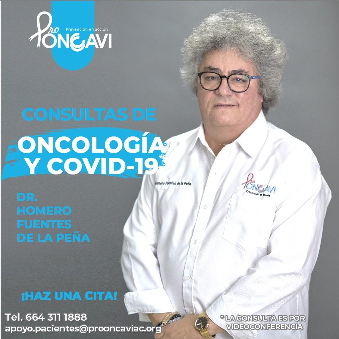 Pro-Oncavi brinda consultas de diversas especialidades vía Video-conferencia.