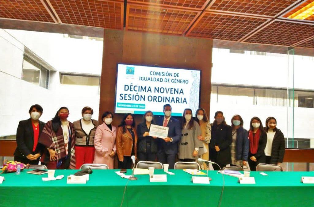 Aprueban creación del Consejo Solidario para Mujeres con Cáncer de Mama en México en la Comisión de Igualdad de Género