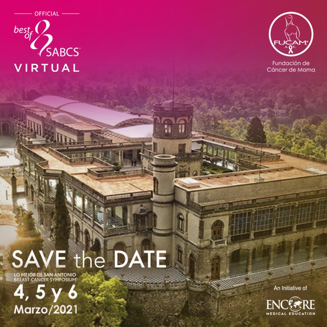 Este año el SABCS será virtual, y en español