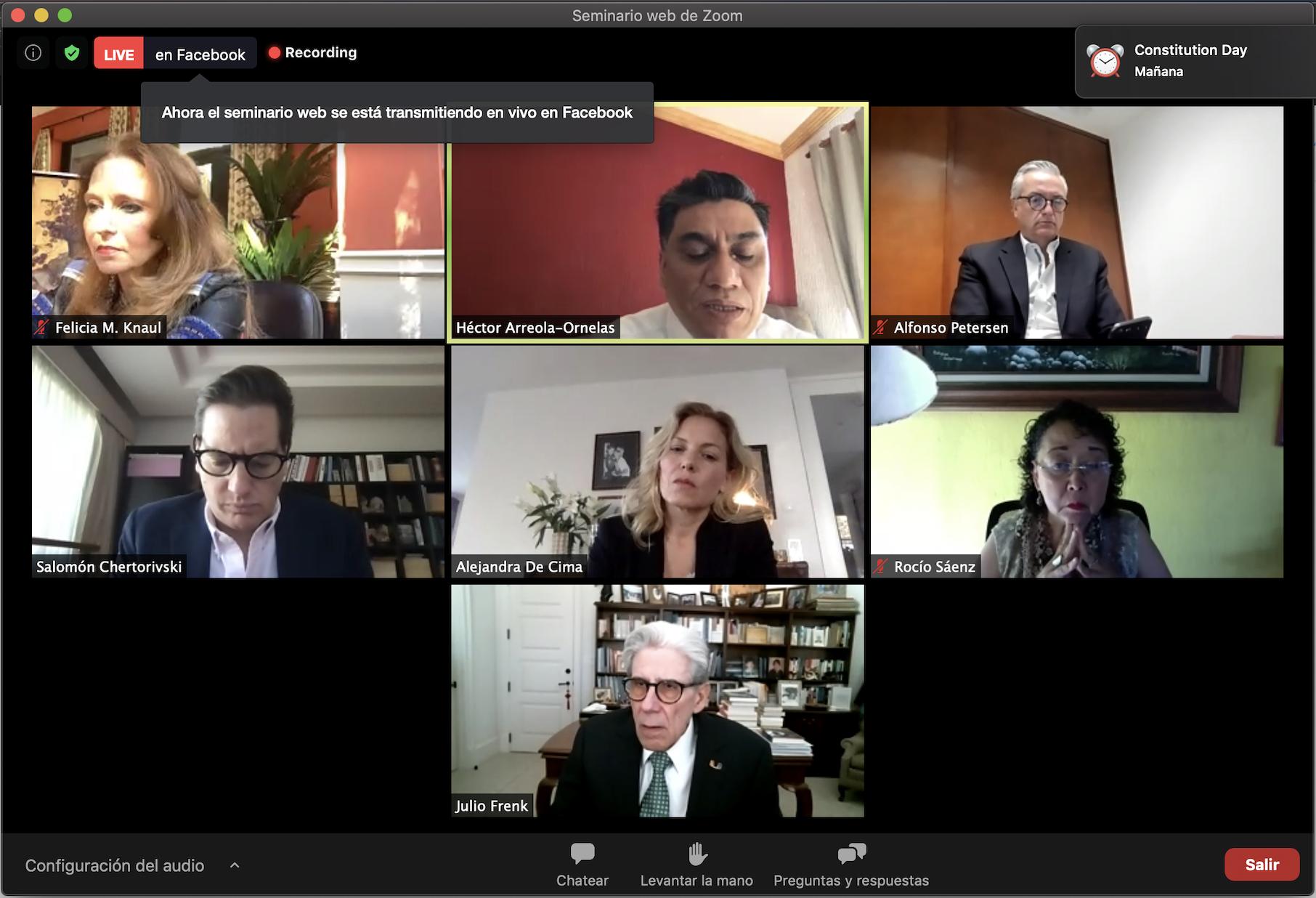 Celebramos el Día Mundial del Cáncer con Seminario Virtual de gran nivel