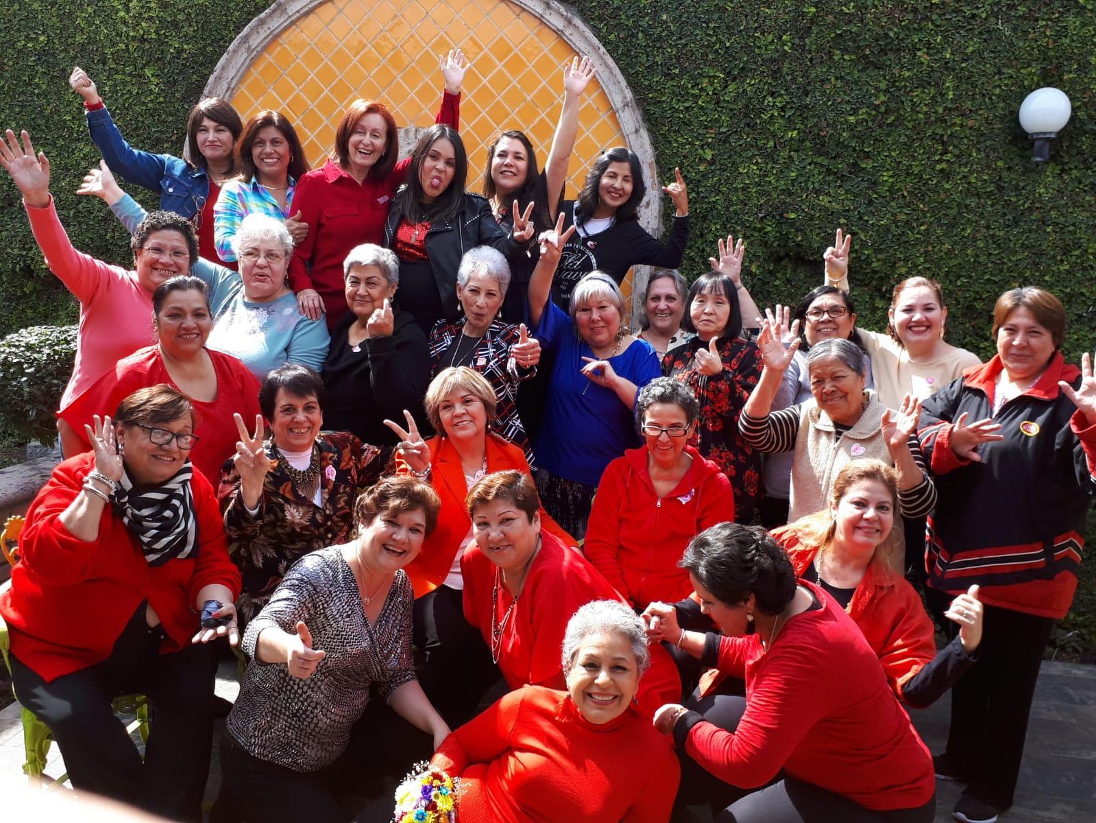Unidas contigo festeja el 10 aniversario del grupo de auto ayuda NOVA