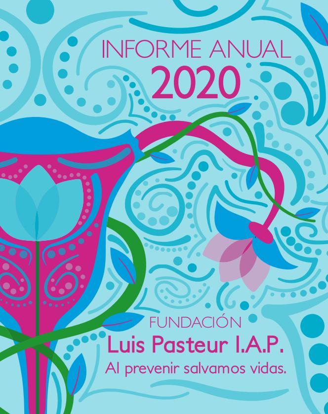 Fundación Luis Pasteur presenta informe anual 2021